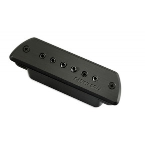 Fishman Blackstack Passive Humbucking Soundhole Pickup For Acoustic Guitar