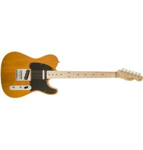 Fender Squier Affinity Series Telecaster, Butterscotch Blonde, Maple