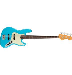 Fender American Professional II Jazz Bass, Miami Blue, Rosewood