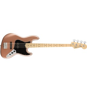 Fender American Performer Jazz Bass, Penny, Incl. Fender Deluxe Gig Bag