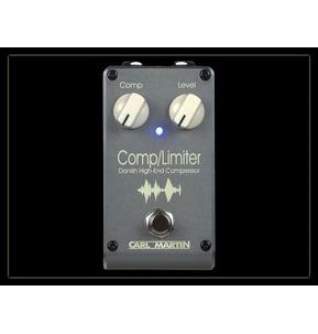 Carl Martin Vintage-Series Comp/Limiter Compressor