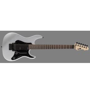 ESP LTD SN-200FR R MS Metallic Silver Electric Guitar