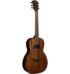 Lag Tramontane 90 T90PE Parlour Electro Acoustic Guitar