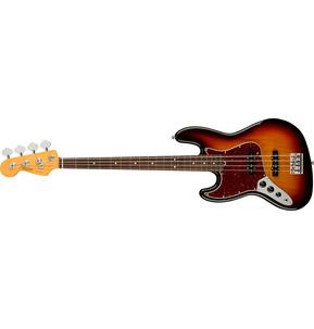 Fender American Professional II Jazz Bass Left-Handed, 3-Colour Sunburst, Rosewood