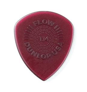 Dunlop Flow Standard Ultex 1.14mm Guitar Pick - Pack of 6