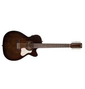 Art & Lutherie Legacy CW 12 Electro Acoustic 12-String Guitar - Bourbon Burst