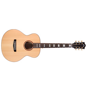 Guild Jumbo Junior Reserve Maple Electro Acoustic Travel Guitar