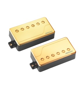 Fishman Fluence Classic Humbucker Pickup Set - Gold
