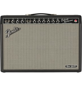 Fender Tone Master Deluxe Reverb Guitar Amplifier Combo