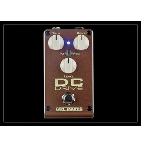 Carl Martin Vintage-Series DC Drive 2018 Overdrive