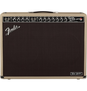 Fender Tone Master Twin Reverb Blonde Guitar Amplifier Combo