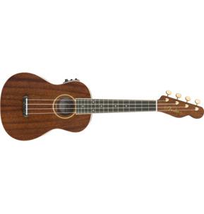 Fender Grace VanderWaal Signature Concert Ukulele, Natural, Walnut