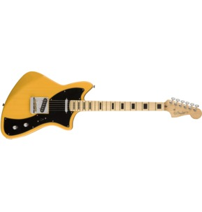 Fender 2018 Limited Edition Meteora, Butterscotch Blonde, Maple