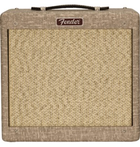 Fender 2019 Limited Edition Pro Junior IV, Jensen P10Q, Fawn Guitar Amplifier Combo