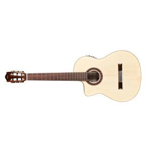 Cordoba Iberia GK Studio Negra Left-Handed Electro Classical Nylon Guitar & Case