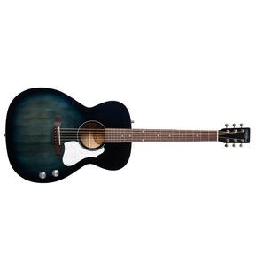 Art & Lutherie Legacy Q-Discrete Electro Acoustic Guitar - Indigo Blue HG