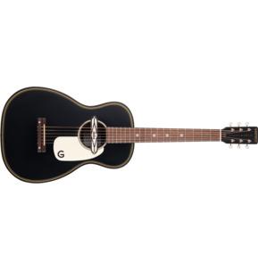 Gretsch Roots Collection G9520E Gin Rickey Smokestack Black Electro Acoustic Guitar