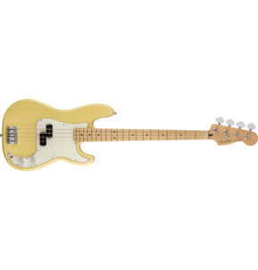 Fender Player Precision Bass, Buttercream, Maple