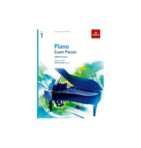 ABRSM Piano Exam Pieces: 2019-2020 - Various Grades