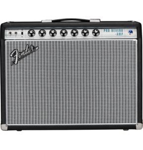 Fender Vintage Modified '68 Custom Pro Reverb Valve 1x12 Electric Guitar Amplifier Combo