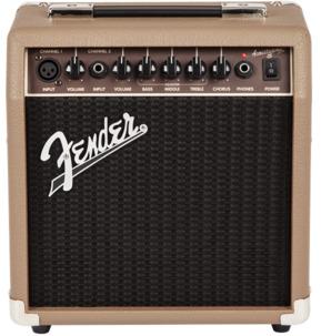 Fender Acoustasonic 15 Acoustic Guitar Amplifier Combo