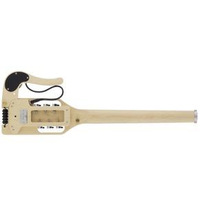 Traveler Guitar Pro-Series Electric Travel Guitar, Maple