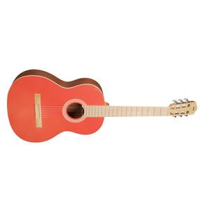 Cordoba Protege C1 Matiz Coral Nylon Guitar & Case