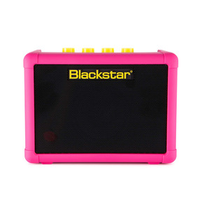Blackstar FLY 3 Neon Pink Mini Guitar Amplifier Combo