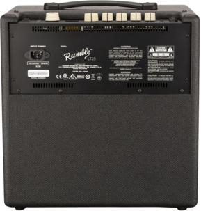 Fender Rumble LT25 Bass Guitar Amplifier Combo