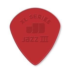 Dunlop Nylon Jazz III XL 1.38mm Guitar Pick - Pack of 6