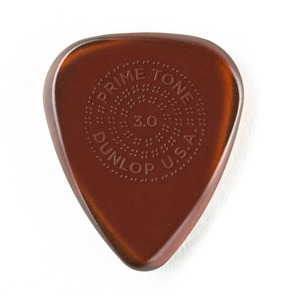 Dunlop Primetone Standard Grip Ultex 3.00mm Guitar Pick - Pack of 3