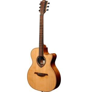 Lag Tramontane 170 T170ACE Auditorium Cutaway Electro Acoustic Guitar