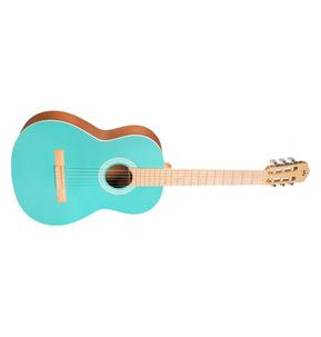 Cordoba Protege C1 Matiz Aqua Nylon Guitar & Case