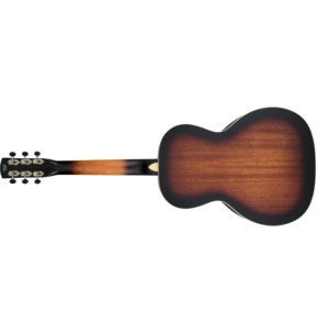 Gretsch G9220 Bobtail Round-Neck Resonator Electro Acoustic Guitar, Sunburst