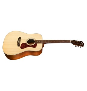 Guild Westerly D-240E Electro Acoustic Guitar, Natural With Deluxe Gig Bag