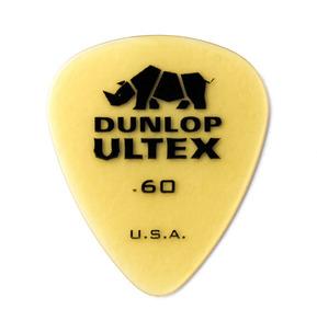 Dunlop Ultex Standard .60mm Guitar Pick - Pack of 6