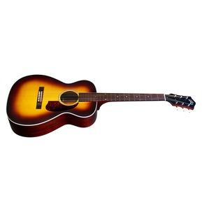 Guild USA M-40 Troubadour Acoustic Guitar, Antique Sunburst