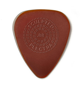 Dunlop Primetone Standard Grip Ultex .88mm Guitar Pick - Pack of 3