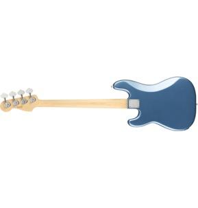 Fender American Performer Precision Bass, Satin Lake Placid Blue, Maple