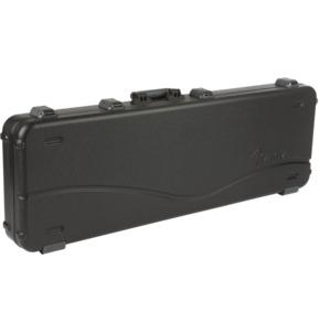 Fender Deluxe Molded Bass Case Left-Handed, Black