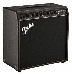 Fender Champion 50XL Black Guitar Amplifier
