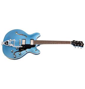Guild Starfire I DC Electric Guitar, Pelham Blue