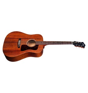 Guild USA D-20 Acoustic Guitar, Natural