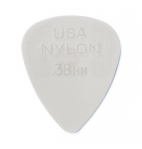 Dunlop Nylon Standard .38mm Guitar Pick - Pack of 12