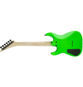 Jackson JS Series Dinky Minion JS1X, Neon Green, Amaranth