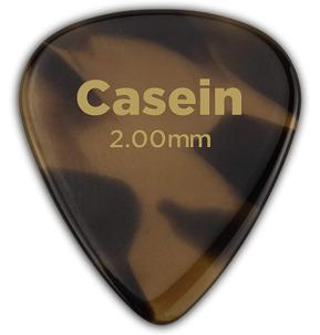 D'Addario 351 Casein 2.00mm Extra Heavy Guitar Pick