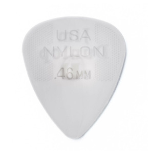 Dunlop Nylon Standard .46mm Guitar Pick - Pack of 12