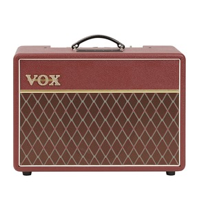 Vox AC10C1 Maroon Bronco Limited Edition Guitar Combo Amplifier