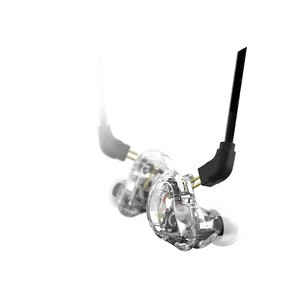 Stagg SPM-235 High Resolution Sound Islolating In Ear Monitors, Trans