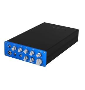 Phil Jones Bass BP-800 Compact Bass Amplifier Head, Blue/Black